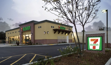магазины 7 Eleven