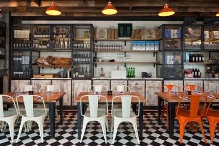 рестораны Jamie's Italian