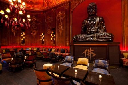 франшиза ресторана Buddha bar