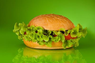 Вегетарианский МакДоналдс