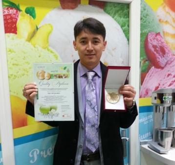 Лучший продукт Worldfood Kazakhstan 2012