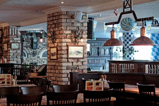 ресторан Maximilians