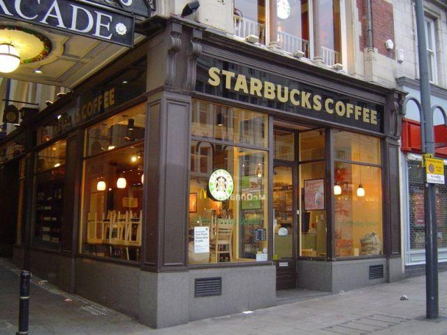 кофейня Starbucks