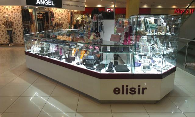 франшиза магазина Elisir