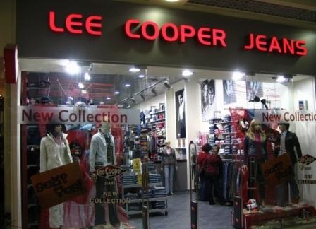 магазин Lee Cooper
