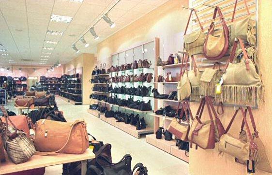"""...открытие 500 магазинов  """"1000 и одна сумка """" в течение трех-четырех лет."""