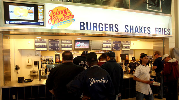 франшиза Johnny Rockets