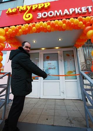 Франчайзи ЛеМуррр из Нижнего Новгорода, предприниматель Алексей Ирдименьев