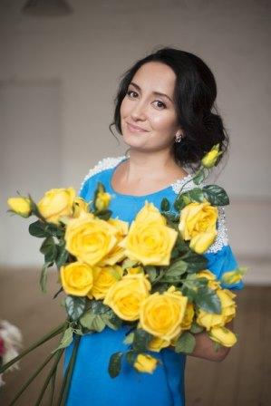 Василенко Ирина Генеральный директор Terra Fiori