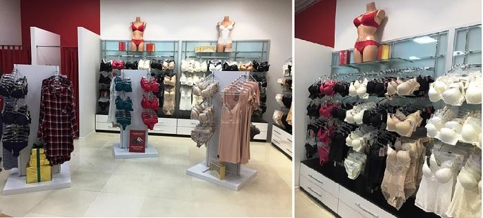 Магазин женского белья в новороссийске женское белье индефини