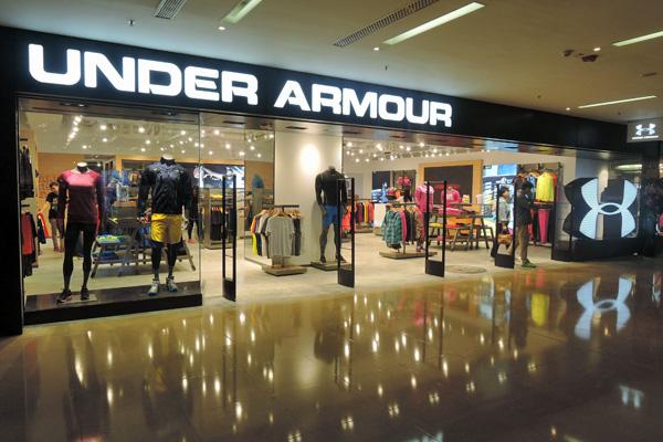 5a6e2ffc Крупная американская сеть по продаже спортивной одежды и обуви Under Armour  собирается выйти на рынок РФ. Бренд является одним из основных конкурентов  Nike ...