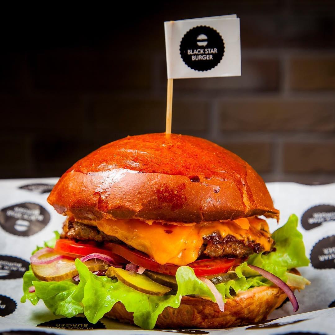 Гамбургеры от тимати фото
