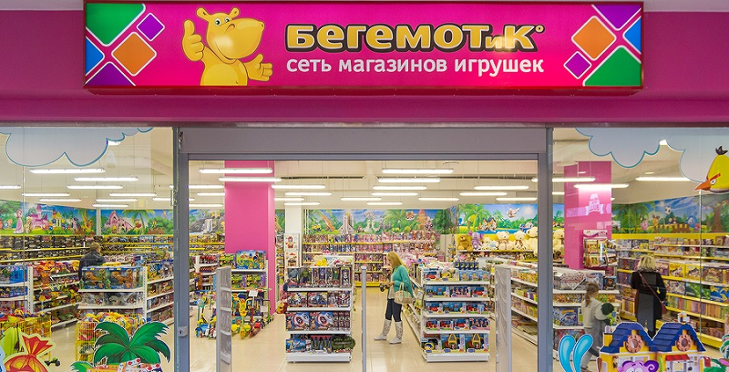 сеть магазинов дети банкротство