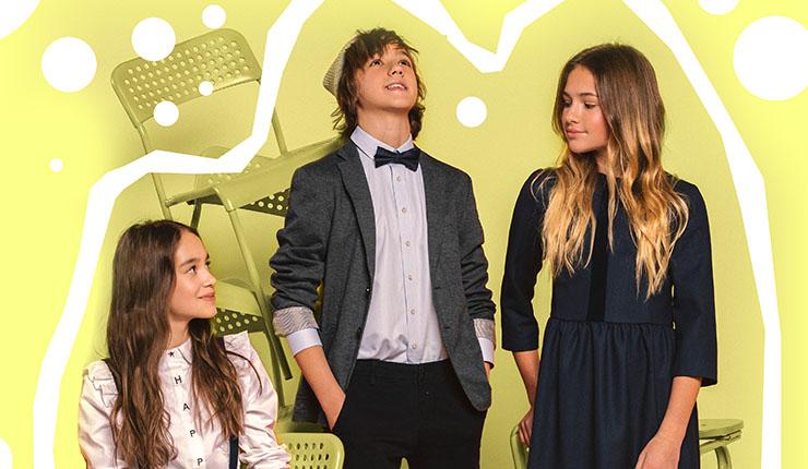 e457f0cc6172 Orby помогает новому поколению найти себя и выразить свою индивидуальность  в одежде, становясь первым модным брендом в их жизни, а франчайзи  предоставляется ...